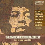 Various Artists: The JIMI HENDRIX Tribute Concert – Live At Rockpalast 1991