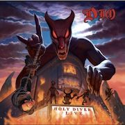 DIO - Holy Diver Live (3-LP-Deluxe-Edition)