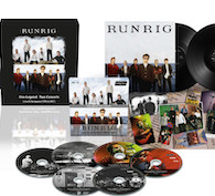 DVD/Blu-ray-Review: Runrig - One Legend – Two Concerts; Live At Rockpalast 1996 & 2001 – Limitierte Fan-Box