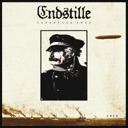 "Endstille ""Infektion 1813"" Cover"