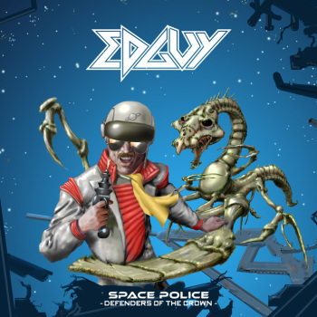"EDGUY ""Space Police - Defenders Of The Crown"" Cover"