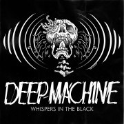 "Deep Machine ""Whispers In The Black"" Cover"