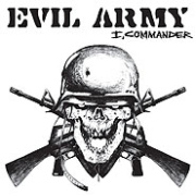 "Evil Army ""I, Commander"" Cover"