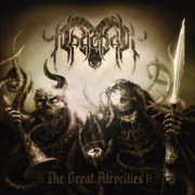 "Negator ""The Great Atrocities"" Cover"