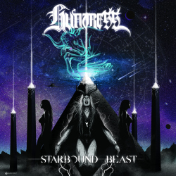 "Huntress ""Starbound Beast"" Cover"