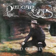 "Duncan Evans ""Bird Of Prey"" Cover"