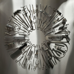 "Carcass ""Surgical Steel"" Cover"