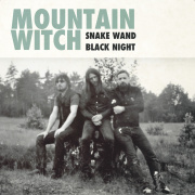 "Mountain Witch ""Snake Wand"""