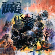 "Hooded Menace ""Labyrinth Of Carrion Breeze"" Cover"