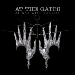 "At The Gates ""At War With Reality"" Cover"