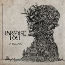 "Paradise Lost ""The Plague Within"" Cover"