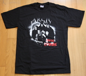Arch Enemy Verlosung Shirt
